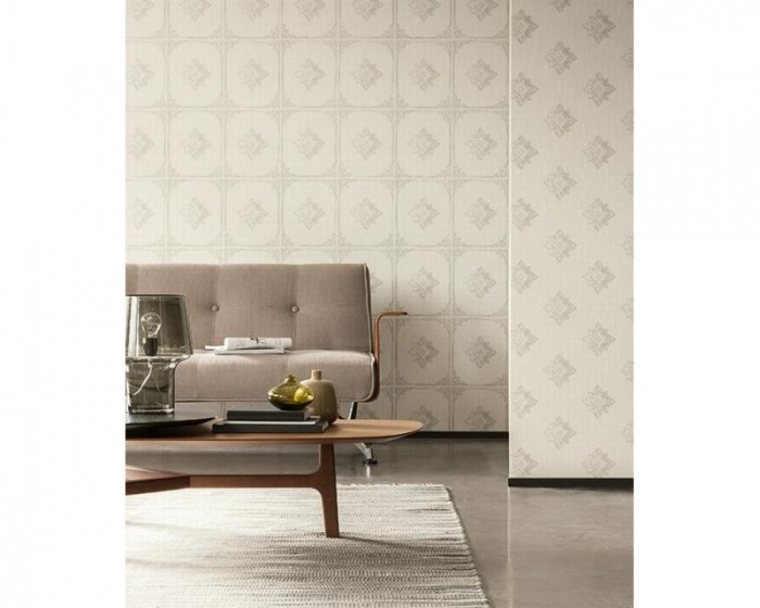96199-2 Tapety na zeď Tessuto 2 - Textilní tapeta Tapety AS Création - Tessuto 2